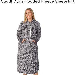 Cuddl Duds Sleep Shirt
